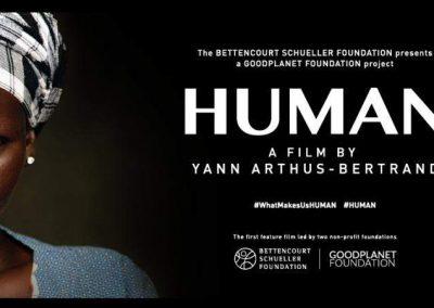 HUMAN – Was heißt es Mensch zu sein?