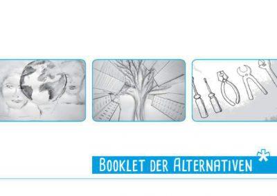 Booklet der Alternativen