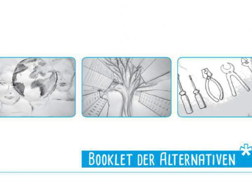 Booklet der Alternativen